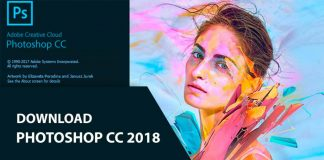Download Adobe Photoshop CC 2018 full active