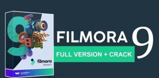 Filmora 9 Full Crack