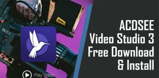 ACDSee Video Studio 3