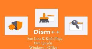 Dism++ 10