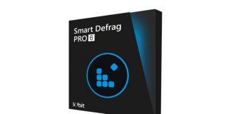 IObit Smart Defrag Pro 6.3