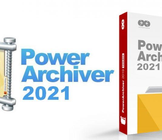 PowerArchiver 2021