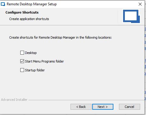 Remote Desktop Manager Enterprise 13